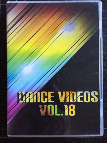 Dance Videos vol. 18 DVD (NTSC)