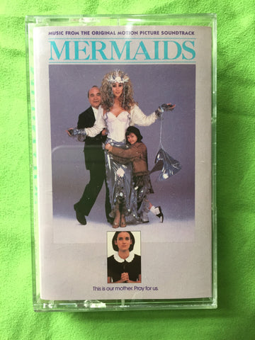 Cher - Mermaids Soundtrack (Cassette) Used