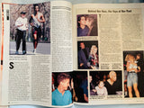 Madonna + Baby Daddy - PEOPLE Magazine 90's