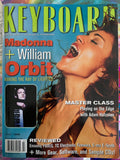 Madonna + William Orbit - KEYBOARD Magazine 90s