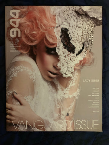 Lady GaGa - Vanguard Issue 944 Magazine