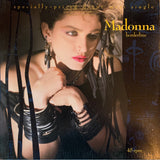 "Madonna  Original 80s  PROMO 12"" BORDERLINE / LUCKY STAR 12"" Vinyl LP - Used"
