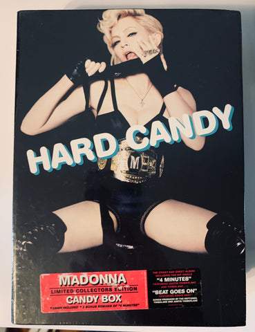 Madonna - Hard Candy Deluxe CD Box - New/sealed