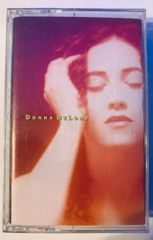 Donna De Lory (DeLory) - Debut album on Cassette Tape - new/sealed Promo