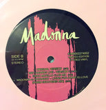 "Madonna - Living For Love 12"" Import Etched vinyl"
