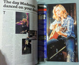 Madonna Magazine - The Net 2001