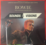David Bowie - Sound + Visions Grey Vinyl - New LP