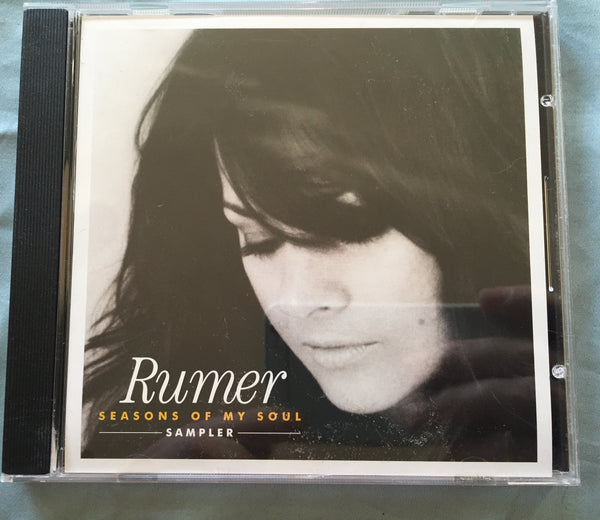 Rumer - Seasons of my Soul CD Sampler - PROMO