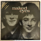 Naked Eyes ‎– Fuel For The Fire - PROMO LP Vinyl - Used