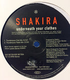 Shakira - Underneath Your Clothes - 12""