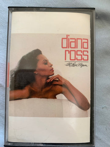 Diana Ross - To Love Again - cassette - used