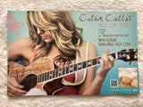 Colbie Caillat - All of You - Double Sided Promo Poster