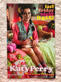 Katy Perry - Teenage Dream Last Friday Night T.G.I.F. - Double Sided Promo Poster