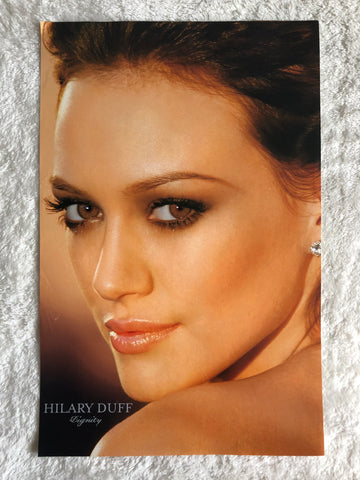 Hilary Duff - Dignity - Promo Poster