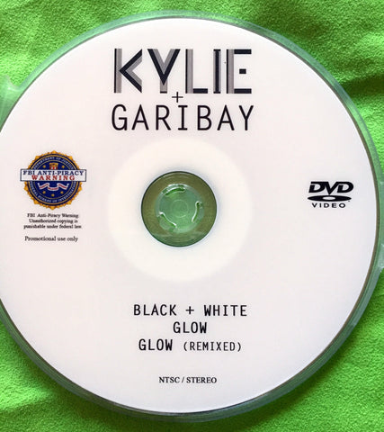 Kylie Minogue + Garibay DVD music videos (NTSC)