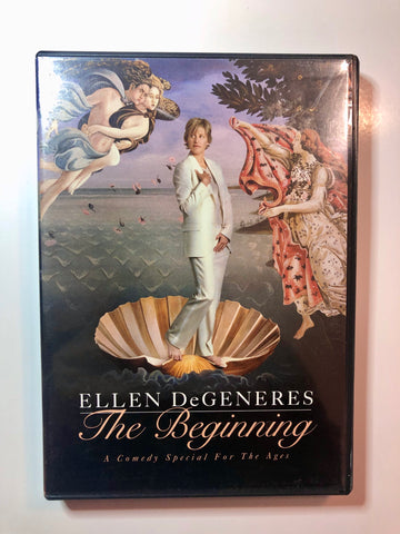 Ellen Degeneres - The Beginning DVD - Used