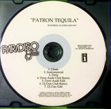 Paradiso Girls - Parton Tequila ft: Lil Jon - DJ Promo CD single