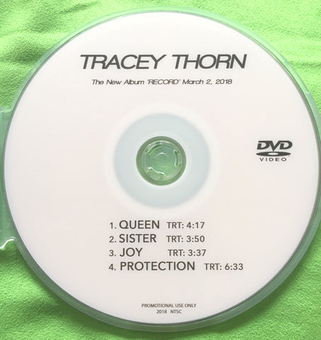 Tracey Thorn DVD Single (NTSC)