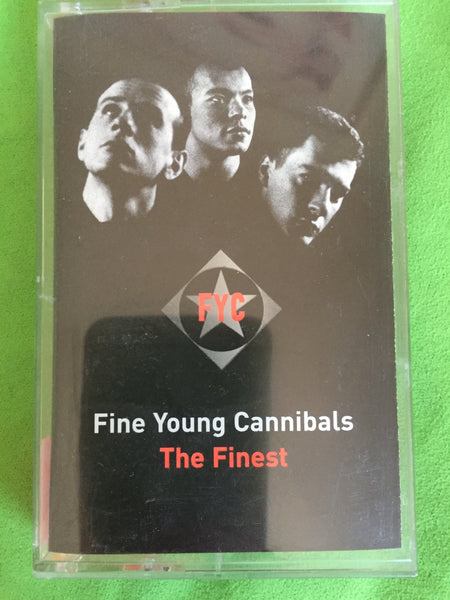 Fine Young Cannibals - The Finest Audio Cassette - used