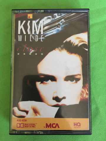 Kim Wilde- Close Audio Cassette - Used