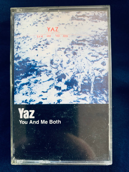 YAZ (Yazoo)  - You And Me Both (Cassette Tape) Used
