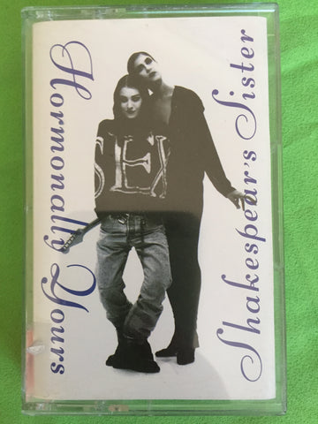 Shakespear's Sister - Hormonally Yours Audio Cassette - Used