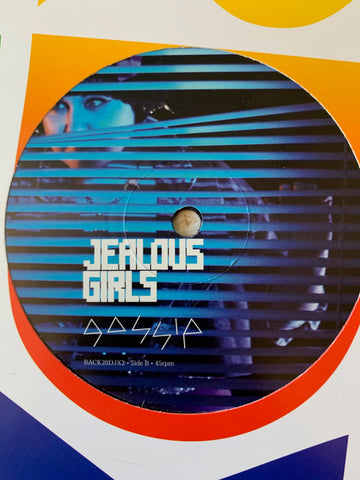 "Gossip - Jealous Girls 12"" LP VINYL - Used"