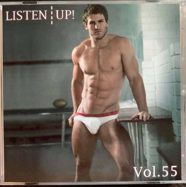 Listen Up! Vol. 55 - CD