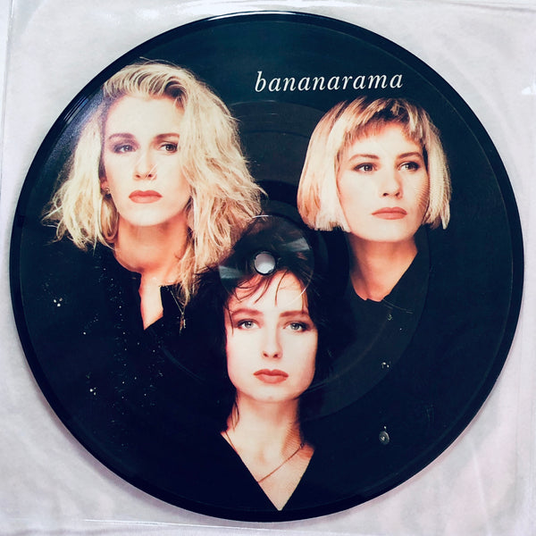 Bananarama – Trick Of The Night- Limited Edition Picture 45 Record - Used