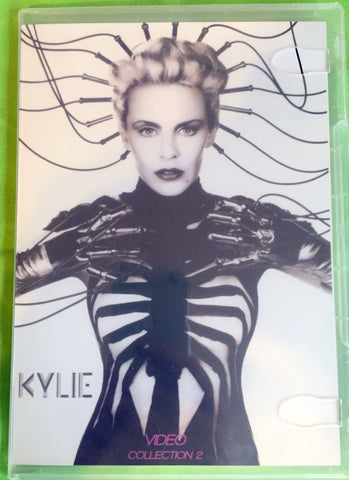 Kylie Minogue - Video Collection pt 2  DVD (NTSC)