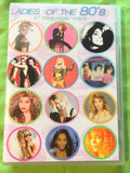 Ladies Of The 80's DVD (NTSC)  80s