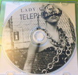 Lady Gaga feat. Beyonce - Telephone, The Remixes CD