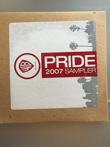 Pride 2007 CD Sampler - WB artist