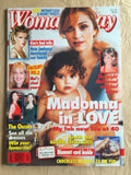 Madonna 1998 Woman's Day magazine