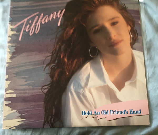 Tiffany - Hold An Old Friend's Hand LP VINYL  (Used)