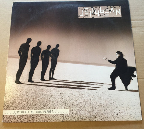 Jellybean - Just Visiting This Planet LP VINYL - used