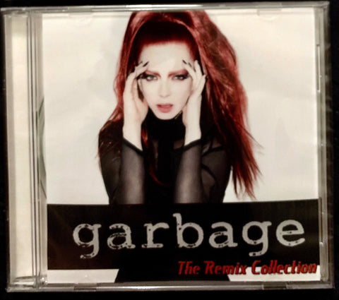 Garbage - The Remix Collection DJ CD  -2