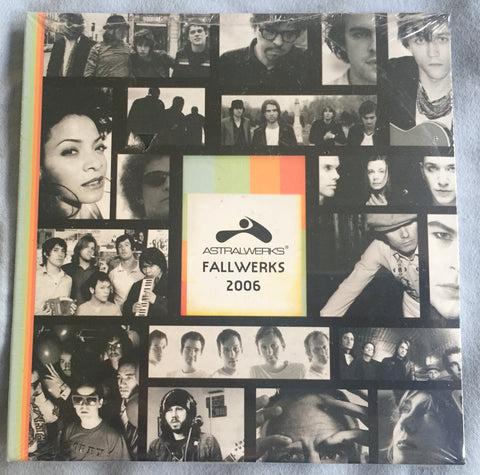Astrowerks CD sampler 2006 - new