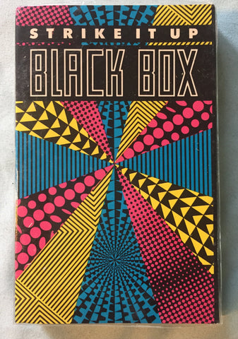 Black Box - Strike It Up Cassette Single (New)