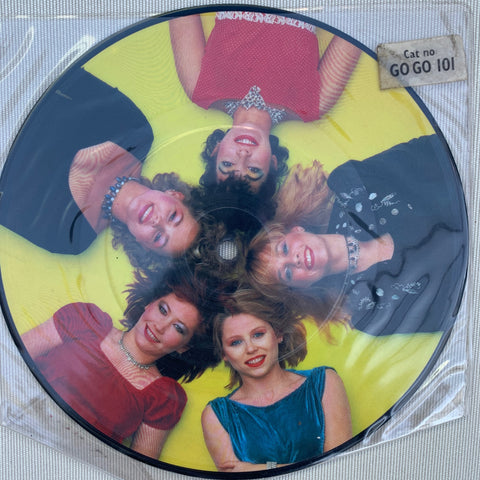 "The Go-Go's - Automatic 7"" Picture Disc - 80's Used"
