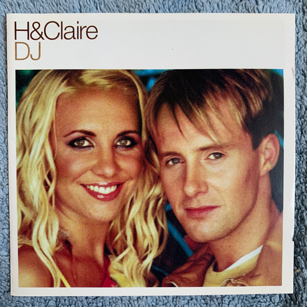 H&Claire  (Steps) - ''DJ'' PT 1  (Import CD single) used