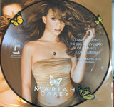 Mariah Carey - Butterfly Vinyl (PICTURE DISC) Limited edition LP