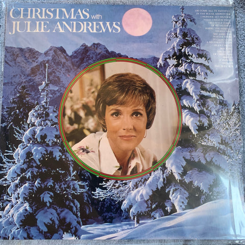 Julie Andrews - Christmas With Julie - LP Vinyl _ used
