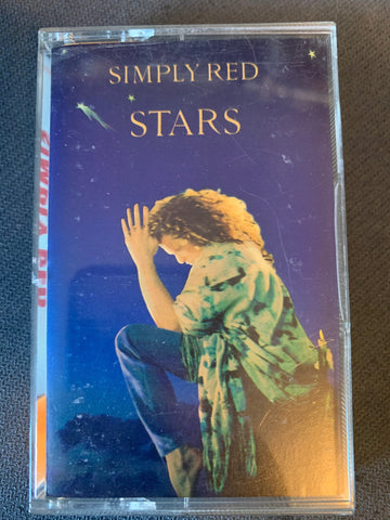 Simply Red - STARS (cassette Tape) used