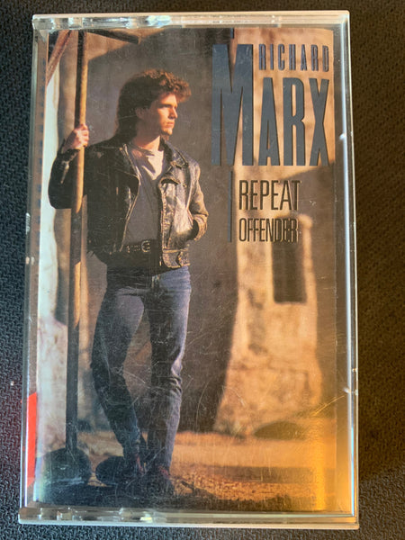 Richard Marx - Repeat Offender (Cassette Tape) Used