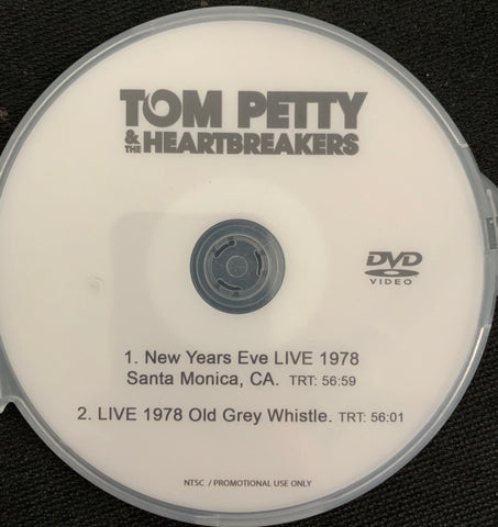 Tom Petty & the Heartbreakers DVD - 2 LIVE Shows (NTSC)