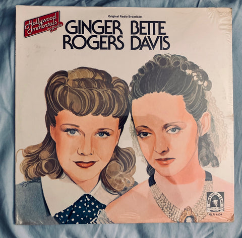 Ginger Rogers & Bette Davis 1978 LP Vinyl (Sealed)