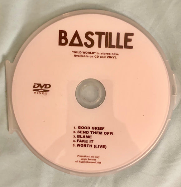 Bastille - Wild World DVD