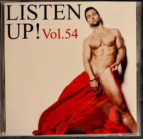 Listen Up! Vol. 54 - CD