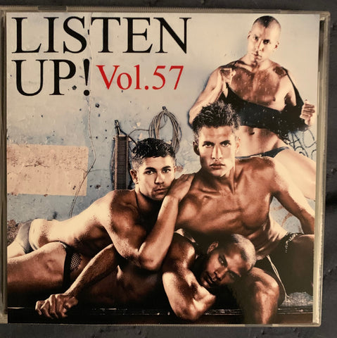 Listen Up! Vol. 57 - CD